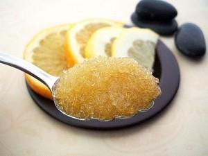 honey+sugar+scrub